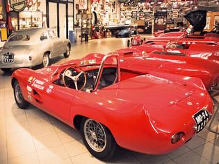 Museo Stanguellini: Un gran nombre ligado a la historia del automóvil