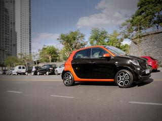 Smart For Four: El Smart que aumentó de talle