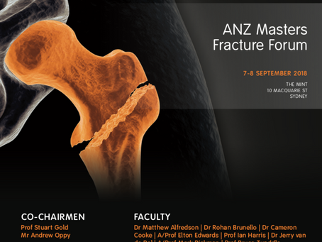 Presentation on pelvic and femur fractures - Sydney