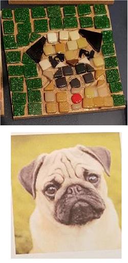 Interpretation of a pug