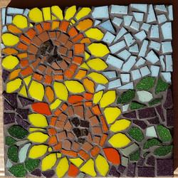 Summery sunflowers