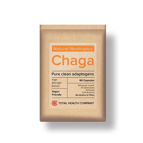 Chaga High strength extract capsules