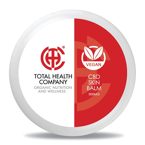 Skin Balm for topical relief. 500mg C.B.D per pot.