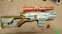 Garle Gun test design