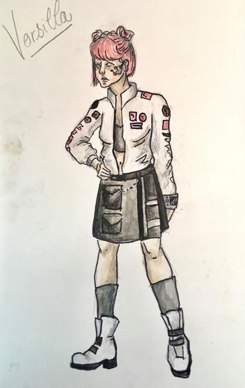 Vorsillia Final design