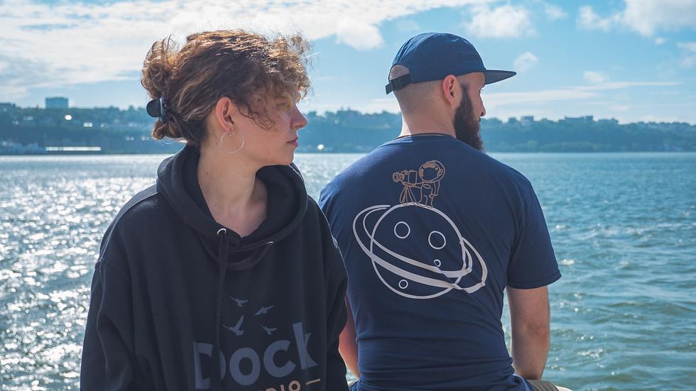 Tiny Planet - Back T-shirt Le Dock