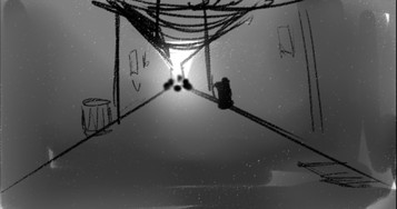 Blindfear Storyboard Preview