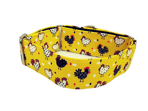 40mm Martingale Collars-Collars by Christine [Click for Design Range]