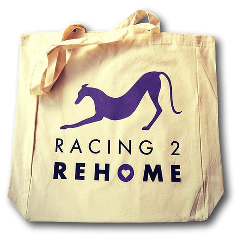 Racing 2 Rehome Calico Tote Bag