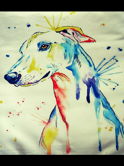 Cushion Covers Watercolour (Click for Design Range)