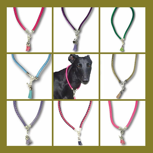 House Collars - Greyhound -Red Hot Pet (Click for Design Range)