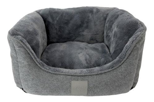 Sorrento Bed Lux Grey