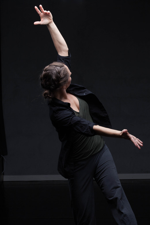 Movement in space 2015