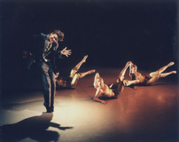 Work by Lorn McDougal with Transitions dance company 2001