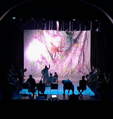 Exploratorium 2020, Hamar Teater