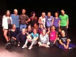 SIB Dance Lab 2014