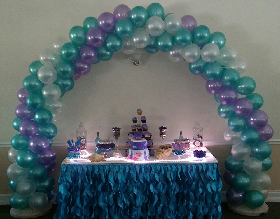 Balloons U0026 More By Diva Creations   Under The Sea Baby Shower.