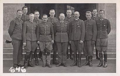 Black, Tessa - Cavalry officers Murnau B