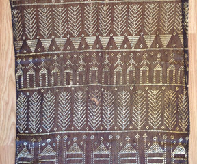 "Assuit shimmering ""Fabric of Egypt"""