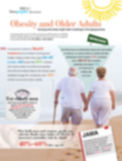 Older adults stay active