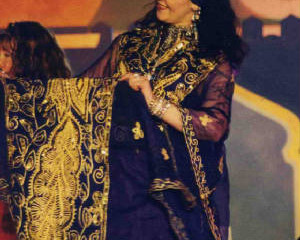 Saudi Kalleji Dance