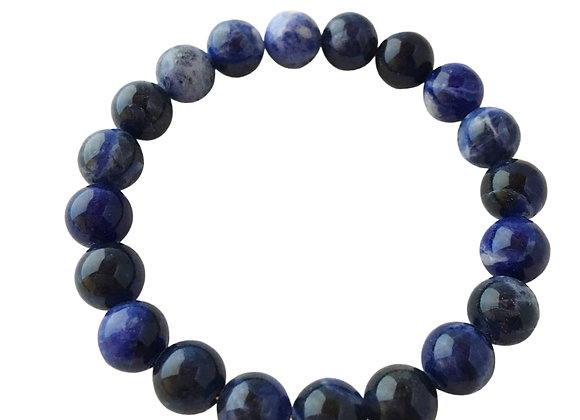 Sodalite Bracelet for Courage