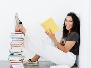 "Traci Thomas, Host Of ""The Stacks"" Podcast & The Least Pretentious Book Nerd You've Ever Met."