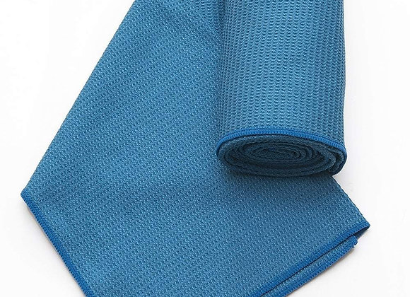 Silicon-Waffle Hot Yoga Towel