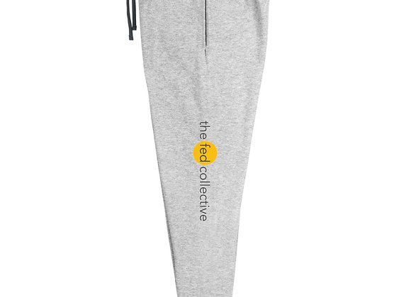 """the fed collective"" Unisex Joggers"