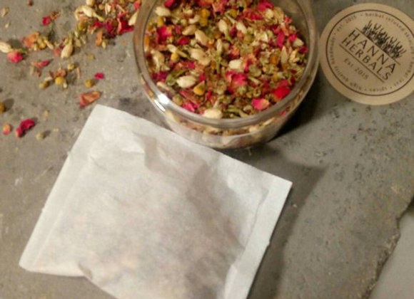 Floral Bath Tea - Rose Bath Tea - Jasmine Bath Tea