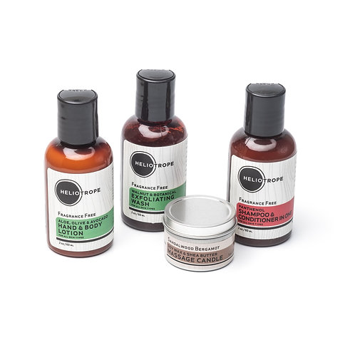 Body Care Travel Sampler