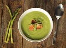 Asparagus Puree Soup