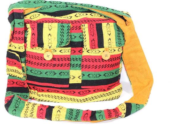 Rasta Vibes Durrie Sling Bag