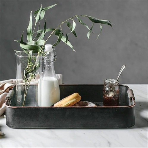 Antique Style Serving Tray