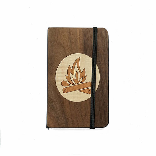 Campfire Pocket Notebook