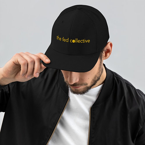 """the fed collective"" Trucker Cap"