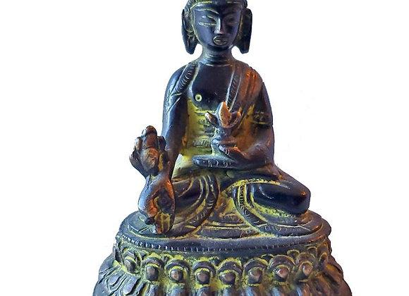 Little Buddha Resin Festival Statue