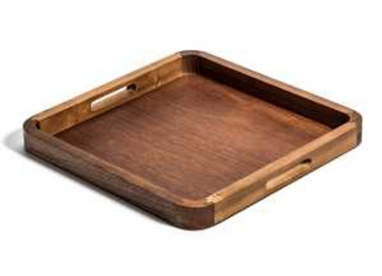 Wooden Serving Tray - Square