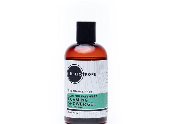 Aloe Sulfate-Free Foaming Shower Gel