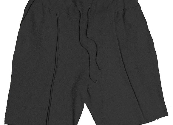 FRENCH TERRY SHORTS- CHARCOAL
