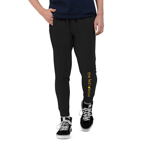 """""""the fed collective"""" Unisex Skinny Joggers"""