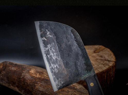 Handmade Broad Butcher knife