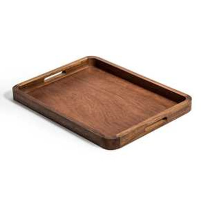 Wooden Serving Tray - Rectangle
