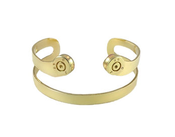 Recycled Bullet Bomb Cuff