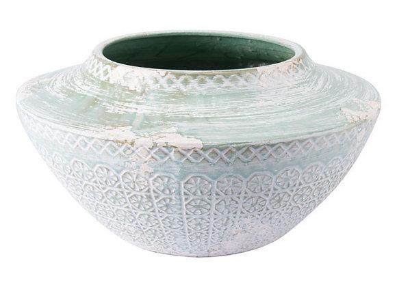 Charming Vintage Art Deco-Inspired Vase