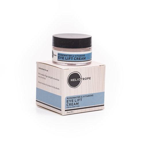Rosewater & Vitamins Eye Lift Cream