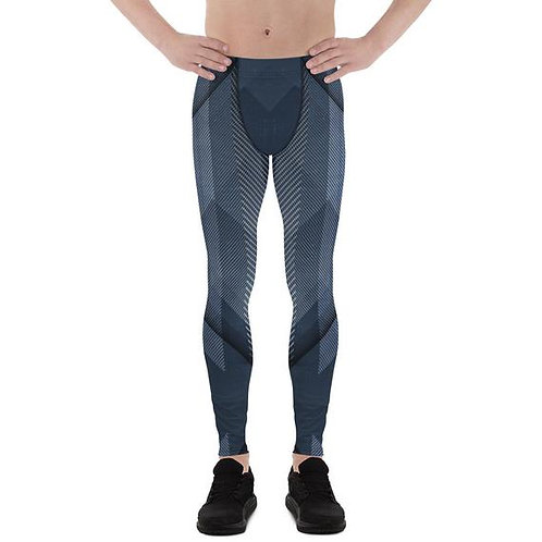 Mens Leggings - Cold Steel Sports Leggings