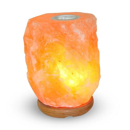 Himalayan Natural Aroma Rock Salt Lamp with Small