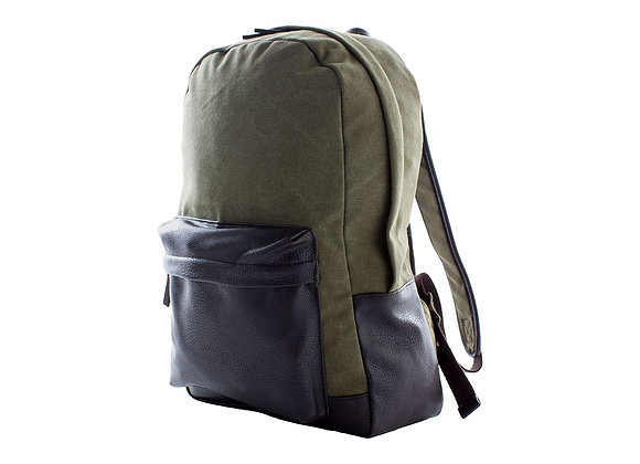Carson Canvas Backpack