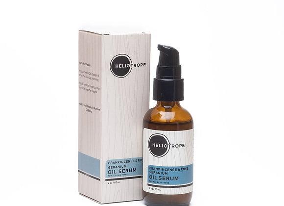 Frankincense & Rose Geranium Oil Serum